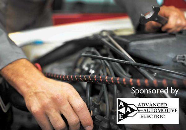 Advanced Automotive Sponsorship