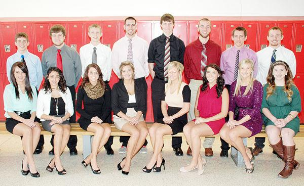 SCHS Courtwarming Court