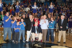 Scanlan Honored