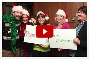 VIDEO: Merry Christmas from all of us at the Missourian!