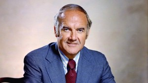 George McGovern 1972 Portrait