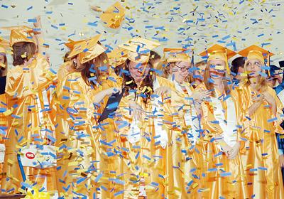 Lonedell Graduates