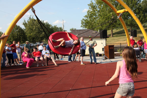 All Abilities Park Opens 2014