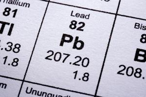 Lead Periodic table