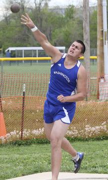 Washington Competes at GAC Central Meet