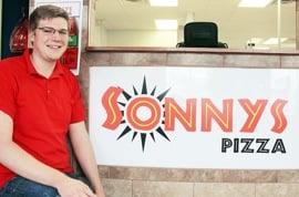 Pizzeria Opens