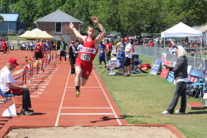 Crumbaugh Earns Two State Medals