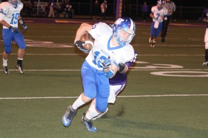 Camdenton Defeats Blue Jays