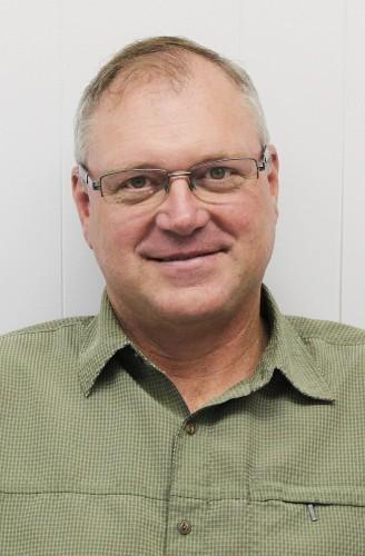 County Engineer Joe Feldmann