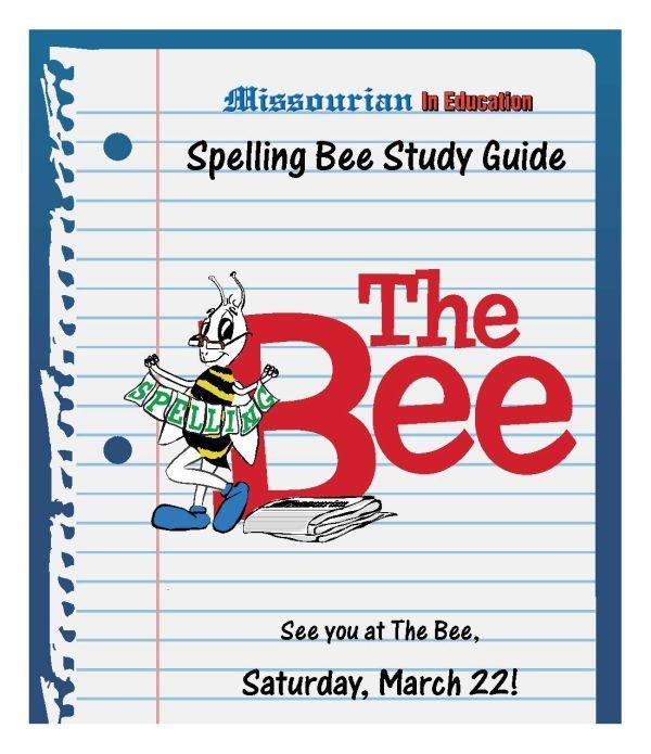 The Bee 2014 Study Guide Cover