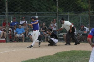 Post 218 Seniors Fall to West in Title Game