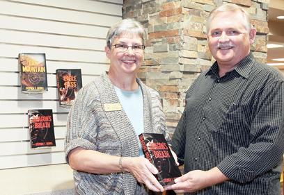 Donates Copies to Washington Library