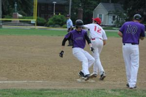 Pitching Leads Post 320 Juniors