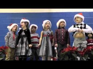 Little Rascals Must be Santa 2014