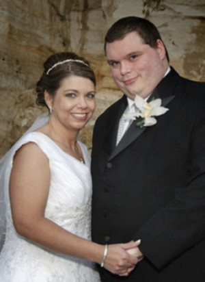 Agee-Schwane Wedding Vows Read 