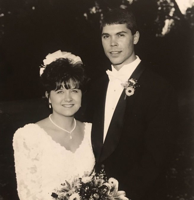 weiser 20th wedding anniversary announcements