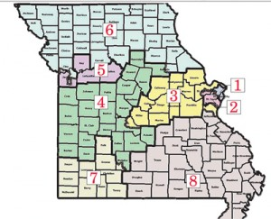 Missouri Supreme Court Upholds New Congressional Districts