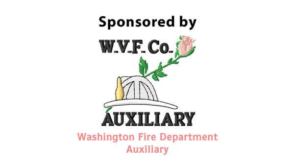 Washington Fire Dept Auxiliary Sponsor