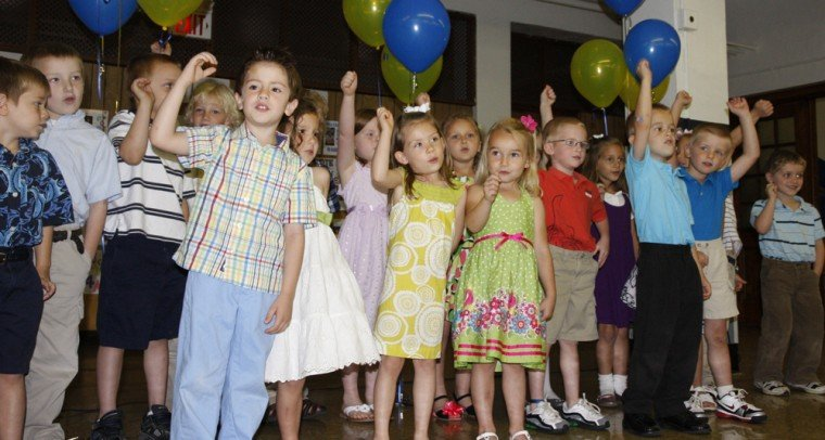 014 Junior Kindergarten Grads.jpg