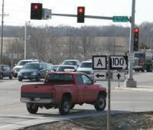 Hinson Takes Aim at Red Light, Speed Cameras
