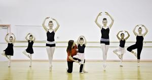 Teaching Dance