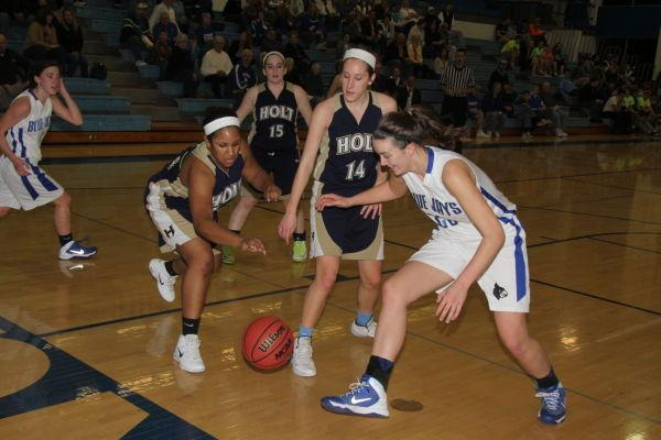 Lady Jays Unbeaten in GAC Central