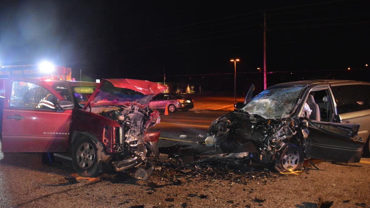 UPDATE: Drivers in Fatal Crash Indentified