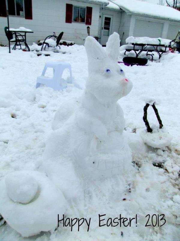 Snow Hopper