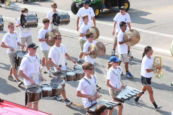 Washington Town and Country Fair Parade 2014