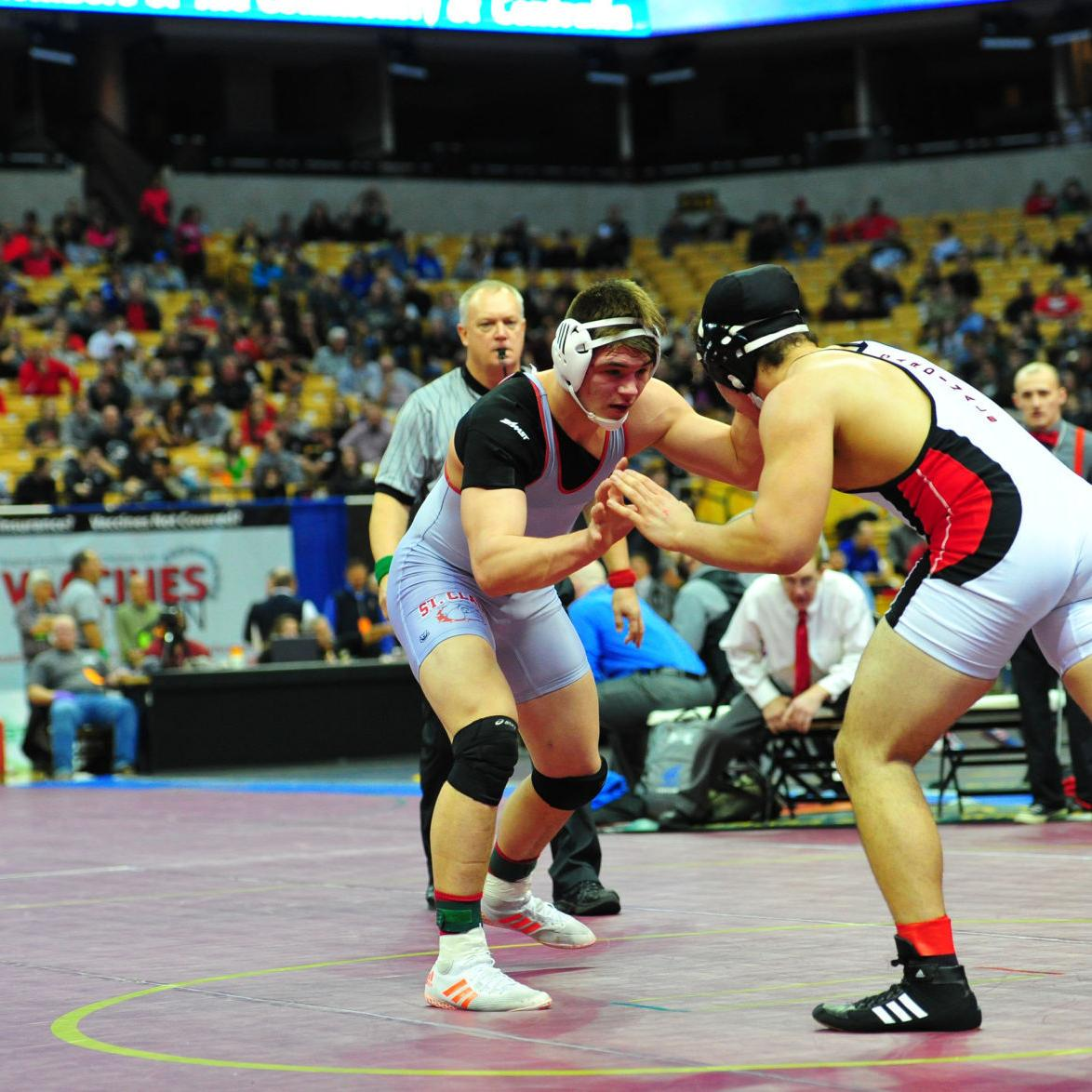 Wrestling — State Tournament Gallery 5