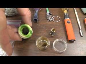 E-cigarettes Used to Smoke Marijuana Oil