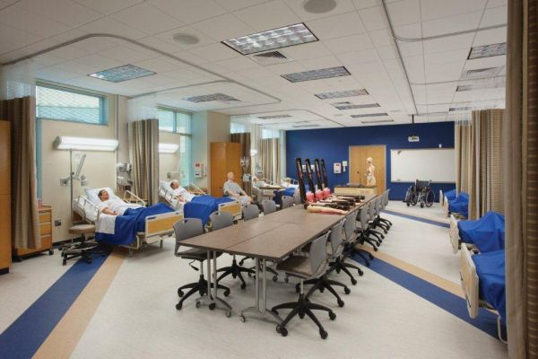 East Central College - Nursing Lab