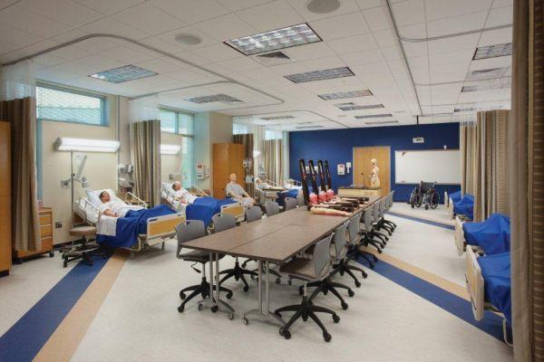 East Central College - Nursing Lab