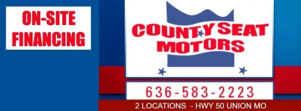 <p>County Seat Motors ...