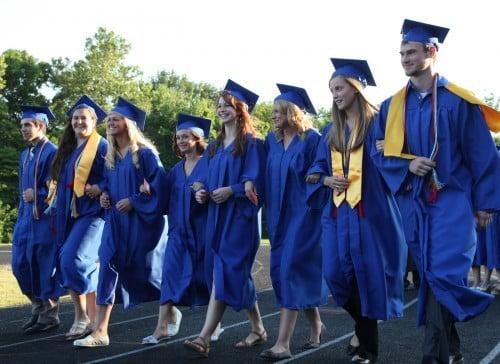Washington Graduates 2012