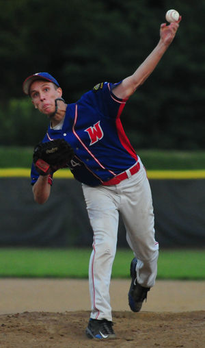 Miller Leads Post 218 Juniors Past Glendale