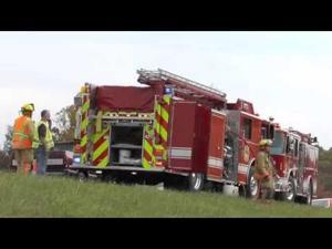 Combine Fire October 23 2014