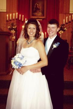 Hilkerbaumer-Keeney Wedding Vows Read