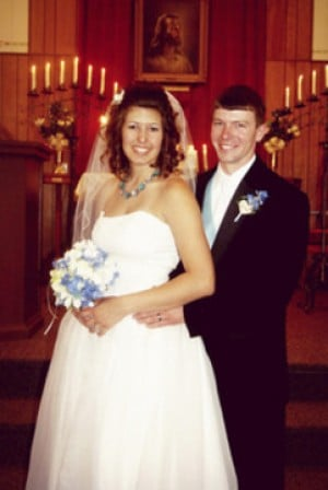 Hilkerbaumer-Keeney Wedding Vows Read