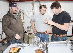 Mad Buffalo Distilling Team