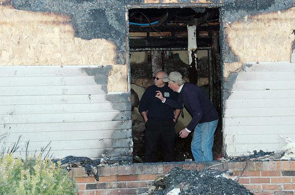 Sullivan Fire Investigation