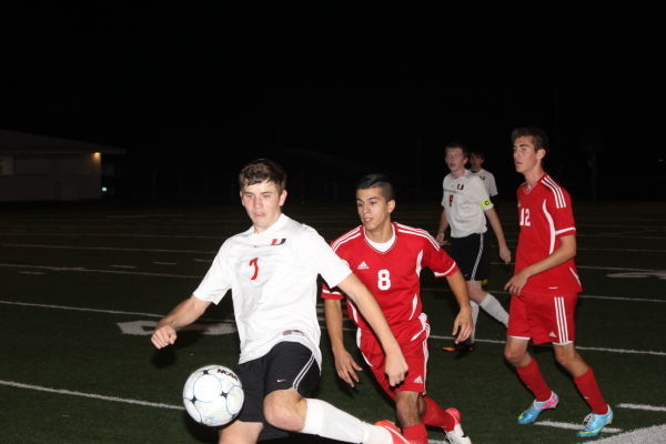 District Soccer Semifinals