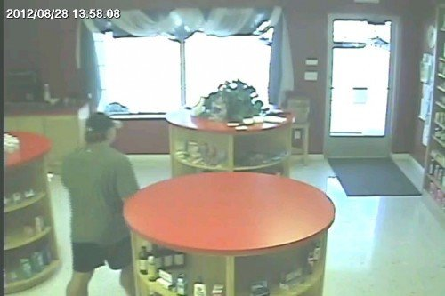 Hall Pharmacy Suspect 2