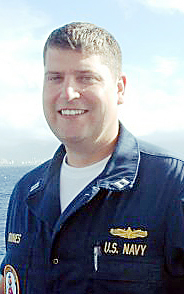 Lt. Timothy Raines
