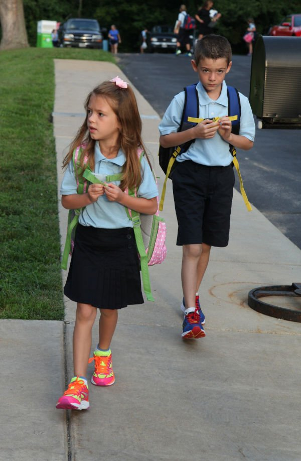 013 St Vincent First Day of School 2013.jpg