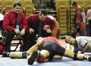 Union Wrestlers Finish 17th At MSHSAA Class 3 State Meet