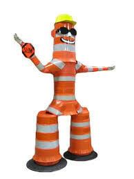 MoDOT Safety Mascot Barrel Bob Has Been Found