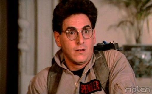 Harold Ramis as Egon Spengler