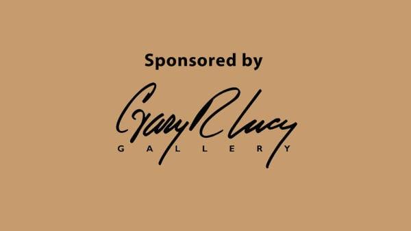 Gary Lucy Gallery Sponsorship