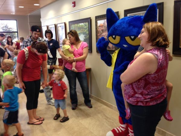 Pete the Cat Dance Party